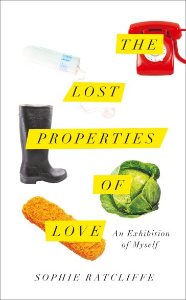 The Lost Properties of Love Cover