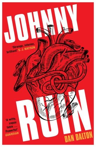 Johnny Ruin PB cover